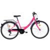 Bicicleta DHS KREATIV 2614