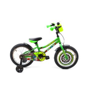 Bicicleta DHS 1601 (2019) verde