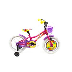 Bicicleta DHS 1602 Kids (2019) roz