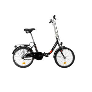 Bicicleta DHS 2092 pliabila (2019) negru