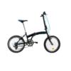 Bicicleta DHS 2095 Pliabila (2019) negru