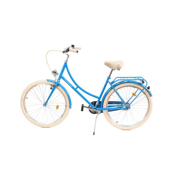 Bicicleta DHS 2632 Citadinne (2019) albastru