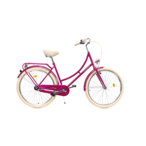 Bicicleta DHS 2632 Citadinne (2019) roz