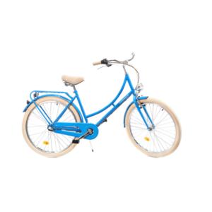 Bicicleta DHS 2636 Citadinne (2019) albastru