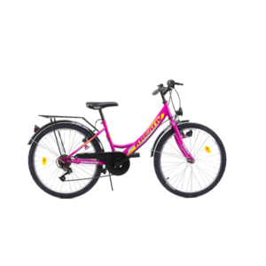 Bicicleta DHS Kreativ 2414 (2019) roz