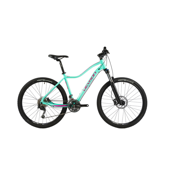 Bicicleta Devron Riddle W3.7 (2019) albastru