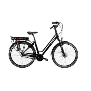 Bicicleta electrica Devron 28122 (2019) negru