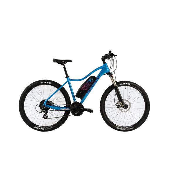 Bicicleta electrica Devron Riddle W1.7 (2019)